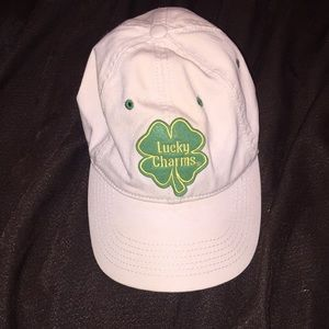 Other - Luck charms ball cap hat